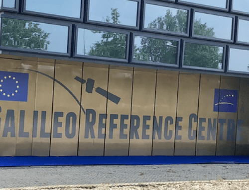 GIMS @ Galileo Reference Centre in Noordwijk