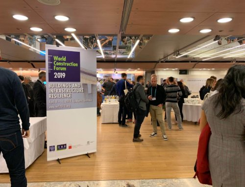 GRed and the GeoZS at the World Construction Forum 2019