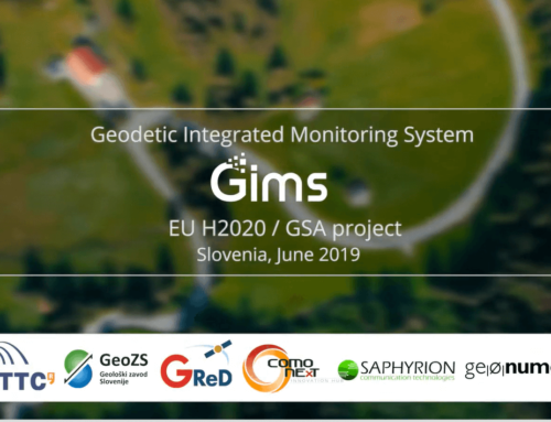 Video on first GIMS installation in Slovenia