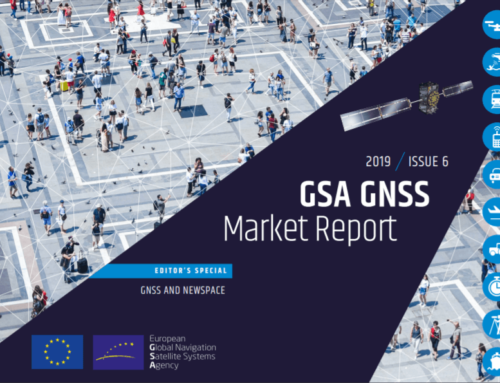 GIMS in the GSA GNSS Market Report